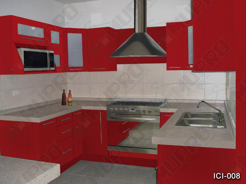 Mupro closets y cocinas integrales cocinas for Fabrica de cocinas integrales economicas