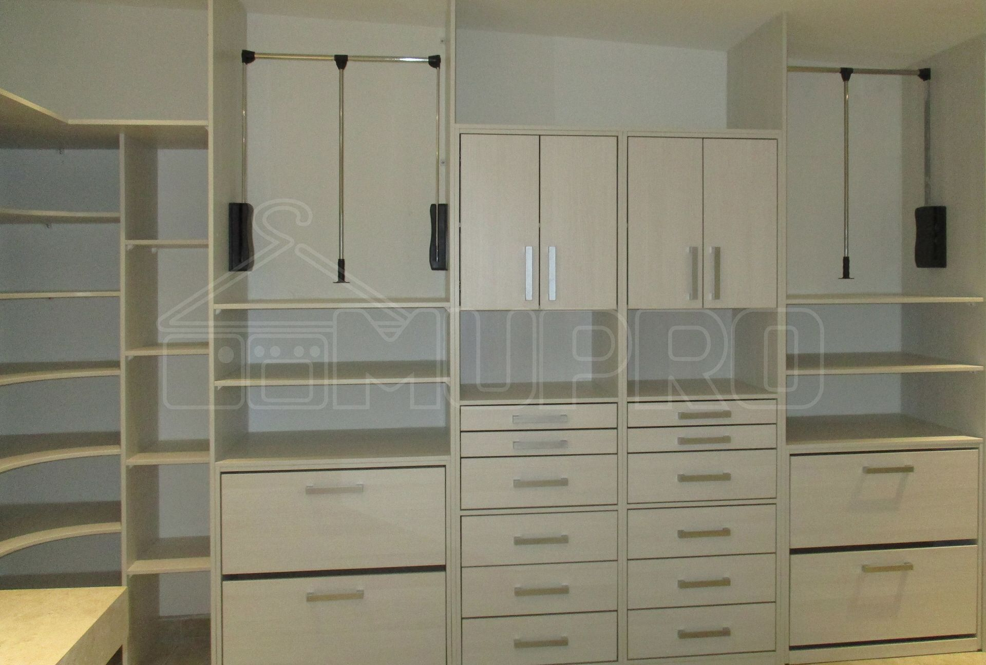 Vestidores (Walk-In-Closets)